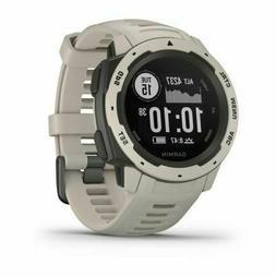 Garmin 010-02064-01 Instinct, Rugged Outdoor Watch with GPS,