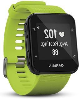 Garmin 010-01689-01 Forerunner 35 GPS Running Watch, Limelig