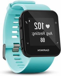 Garmin 010-01689-02 Forerunner 35 GPS Sport Watch - Frost Bl