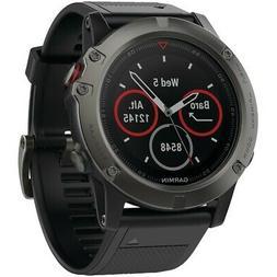 Garmin 010-01733-00 Fenix 5X 51Mm Multisport Gps Watch Sapph