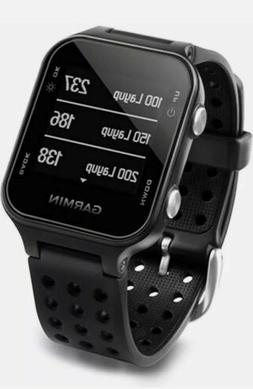 Garmin 010-03723-01 Approach S20 GPS Golf Watch w/ Step Trac
