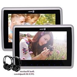 10.1 Inch 1024600 HD LCD Screen Auto Monitor Car HeadrestS D