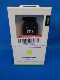 TomTom 1RE000203 Spark GPS Fitness Watch Small - Black
