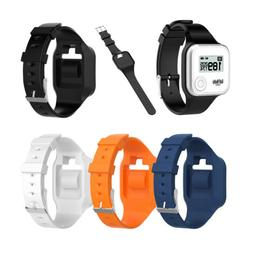 1X Silicone Watch Strap Wristband For Golf Buddy Voice/Voice