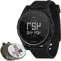 Bushnell 2017 Excel Golf GPS Watch Rangefinder  Comes with 1