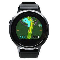 2018 GolfBuddy WTX+ Smartwatch Golf GPS Black NEW