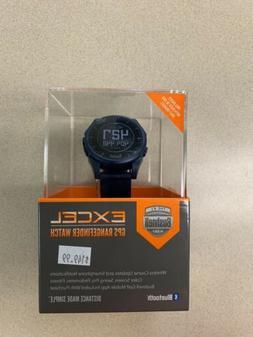 Bushnell 2019 Excel GPS Rangefinder Watch    BRAND NEW IN BO