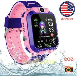 2019 New Smart Watch 2G Phone Wifi Anti-Lost SIM Loca GPS Tr