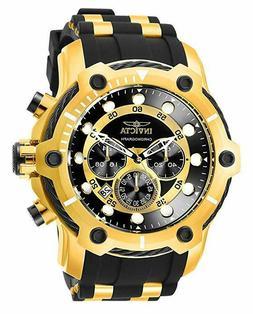 Invicta 26751 Bolt Quartz Chronograph Black Gold-Tone Ion-Pl