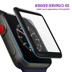 3d Curved Edge Tempered Glass Full Screen Protector Scratch