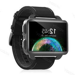 3G Smart Watch Android 16GB Bluetooth WIFI GPS SIM Camera Fo