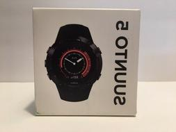 Suunto 5 Lightweight Compact GPS Sports Watch with 24/7 Acti
