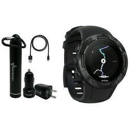 Suunto 5 Multisport GPS Watch G1 with included Wearable4U Po