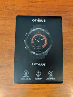 Suunto 9 Baro Black GPS watch NEW