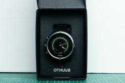 suunto 9 gps watch Black LNIB