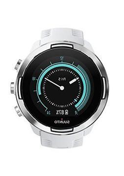 Suunto 9 GPS Watch G1, White - Baro