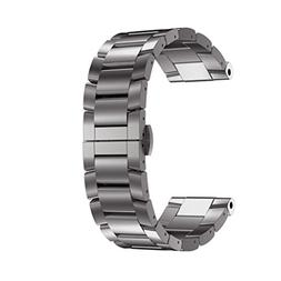Alonea Titanium Steel Bracelet Wrist Strap Smart Watch Band
