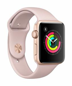 Apple watch series 3 Aluminum case Sport 38mm GPS + Cellular