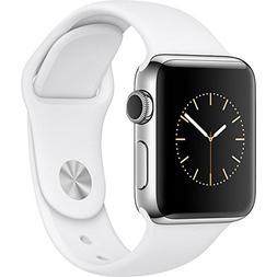 Apple Watch Series 2 38mm Smartwatch Stainless Steel Case, W