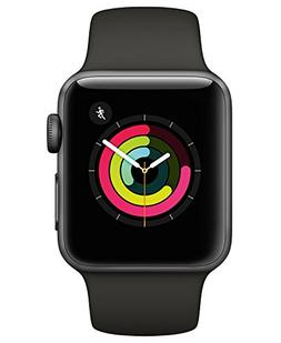 Apple Watch Series 3 38MM Smartwatch  - Space Gray Aluminum