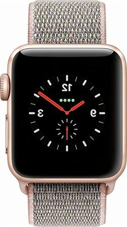 Apple Watch Series 3 38mm Smartwatch  MQJU2LL/A