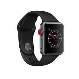 Apple Watch Series 3 38mm Space Gray Alu