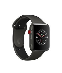 Apple Watch Series 3 Edition - GPS+Cellular - Gray Ceramic C