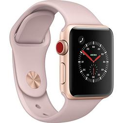 Apple Watch Series 3 - GPS+Cellular - Gold Aluminum Case Pin