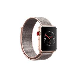 Apple Watch Series 3  - Gold Aluminum Case / Pink Sand Loop
