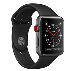 Apple Watch Series 3 - GPS+Cellular - Space Gray Aluminum Ca