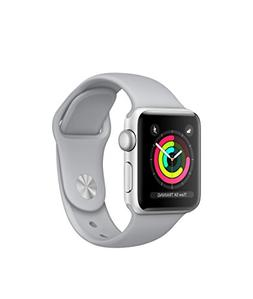Apple Watch Series 3 - GPS - Silver Aluminum Case with Fog S