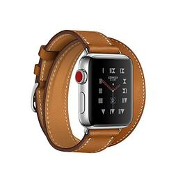 Apple Watch Series 3 Hermès - GPS+Cellular - Stainless St