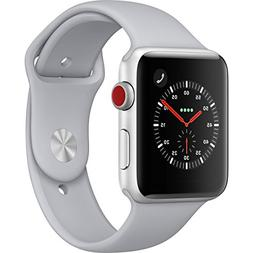 Apple Watch Series 3 - GPS+Cellular - Silver Aluminum Case w