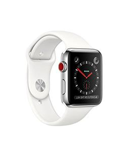 Apple watch series 3 Stainless steel case 42mm GPS + Cellula