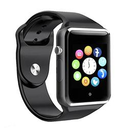 Bluetooth Smart Watch - WJPILIS Touch Screen Smartwatch Smar