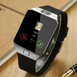 Bluetooth Smart Watch with Camera for Android and iOS - Touc