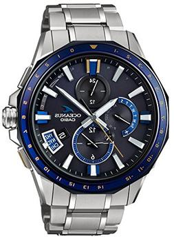 CASIO watches Oceanus Bluetooth-enabled GPS Solar radio OCW-