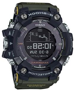 Casio G-SHOCK RANGEMAN Solar-Assisted GPS Navigation GPR-B10