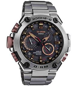 Casio G-Shock MR-G GPS Atomic Solar Hybrid MRG-G1000 MRGG100