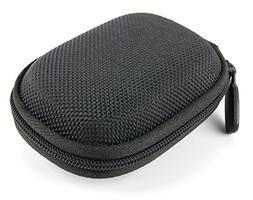 DURAGADGET Hard EVA Protective Smartwatch Storage Case in Bl