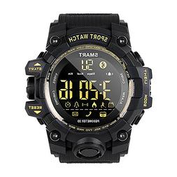 EX16S Rugged Outdoor Sports Smart Watch with Bluetooth Activ
