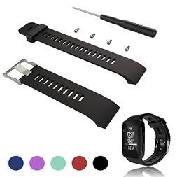 Feskio For Garmin Forerunner 35 GPS Running Watch Replacemen