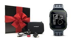Garmin Approach S20  Gift Box Bundle | Includes Golf GPS Wat