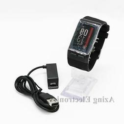 Garmin vívoactive HR GPS Smart Watch, Regular fit - Black I