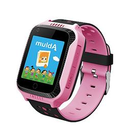 HOK Kids Smart Watch GPS Tracker Children Smart Watches Phon