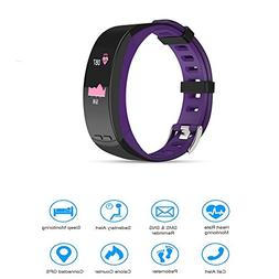 Hangang Fitness Tracker HR, Activity Tracker Watch with Hear