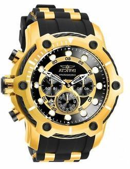 Invicta 26751 Bolt Men's Watch Stainless Steel Gold Black Ch