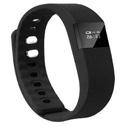 Junsi New Smart Bluetooth Sports Pedometer TW64 Wristband Sl
