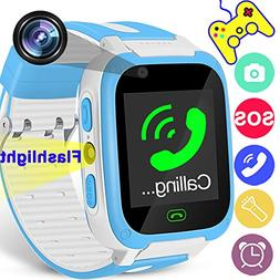 Kids Smart Watch Phone for Boys Girls Digital Watch with 9 G