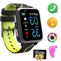 Kids Smart Watch with Music Plyer Wrist Watch Phone for Boys